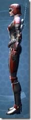 Interceptor - Female Left