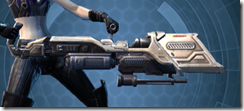 Interstellar Regulator's Assault Cannon Cresh 2