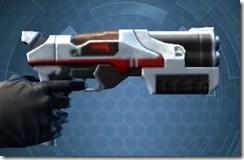 Interstellar Regulator's Blaster Pistol Besh