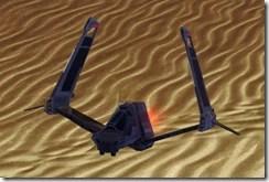 Model F-T6 Rycer - Front