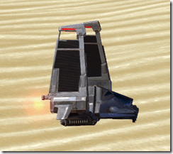 Model F-T6 Rycer - Side