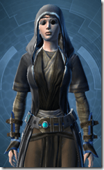 Peacekeeper - Female Close