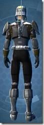 Scout Trooper - Male Back