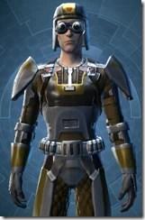 Scout Trooper - Male Close