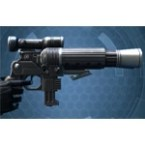 Brutalizer Combat Medic/ Combat Tech/ Eliminator/ Supercommando Blaster Pistol
