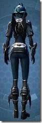 Brutalizer Consular - Female Back