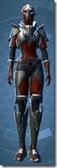 Brutalizer Hunter - Female Front