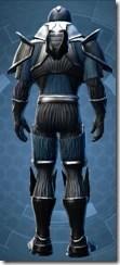 Brutalizer Trooper - Male Back