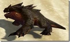 Desert Kell Dragon - Side