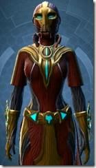 Dread Master Agent - Female Close
