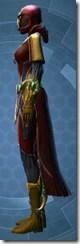 Dread Master Agent - Female Left