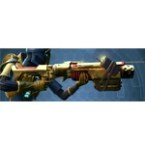 Dread Master Enforcer/ Field Medic Blaster Rifle