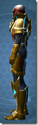 Dread Master Hunter - Male Left
