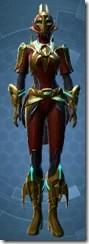 Dread Master Inquisitor - Female Front