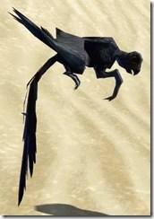 Ebon-wing Flutterplume - Side