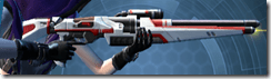 Interstellar Regulator's Blaster Rifle Dorn