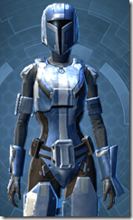 Mandalorian Hunter - Female Close