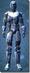 Mandalorian Hunter - Male Front