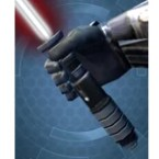 Lightsaber of Vengeful Mastery