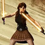 Dimity Starlancer - Jedi Covenant