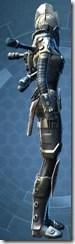 Mandalorian Clansman - Female Right