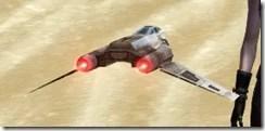 Model FT-8 Starguard - Back