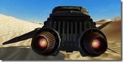 Rendili SF-3 - Back