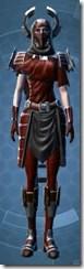 Revered Seer - Female Front