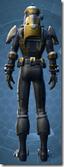 Underwater Explorer - Male Back