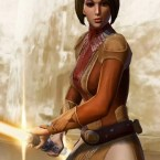 Melany Starlancer - Jedi Covenant