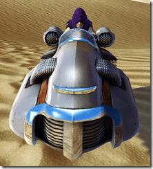 Vectron TM-22 Volo - Front