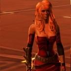 LadyInRed - The Ebon Hawk