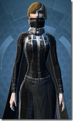 Malak's Shadow Armor - Female Close