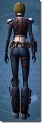 Mantellian Privateer - Female Back