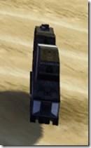Model Experimental Sandcrawler Front
