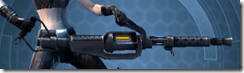 SL-34 Rotary Plasma Cannon