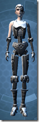Series 614 Cybernetic - Female Front