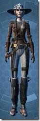 Shrewd Rascal - Female Front
