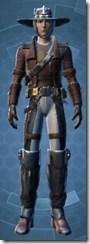 Shrewd Rascal - Male Front