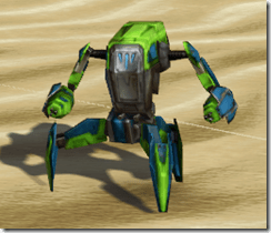 2C-TA Commander Front