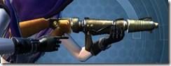 Antique Socorro Blaster Rifle Besh