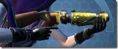 Antique Socorro Blaster Rifle Cresh