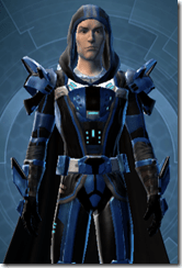 Fortified Defender - Male Close