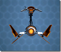 Gurian Starfire - Back
