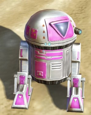 M8-MO Astromech Droid - Front