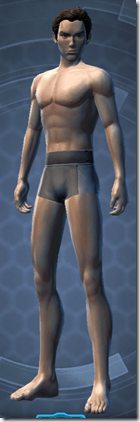 Male Body Type 1