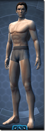 Male Body Type 2
