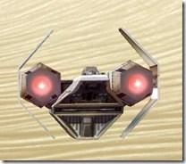 Model SGS-S1 Condor - Back