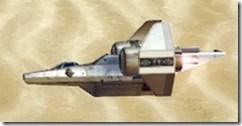 Model SGS-S1 Condor - Side