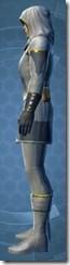 Noble Attendant - Male Left